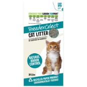 Breeder Celect newspaper cat litter reviews