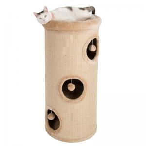 best cat trees diogenes barrel review