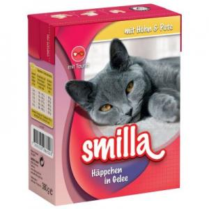 Smilla chunks in jelly wet cat food review